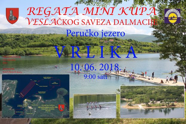 2. VESLAČKA MINI KUP REGATA